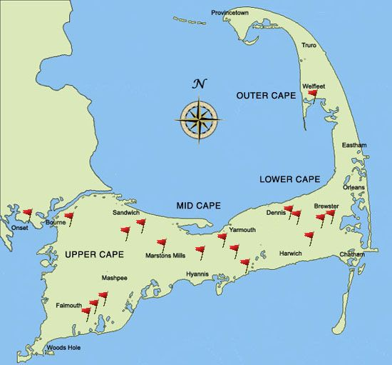 Best Town To Stay In Cape Cod: 57 Best Images About New England Maps On Pinterest
