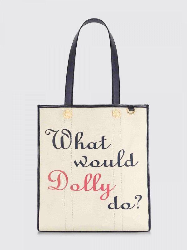 b1d2b073de2 Dolly Vanderbilt Tote by Draper James I love Dolly but $165 Whew ...