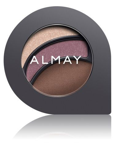 almay intense i-color everyday neutrals™ | almay.com for brown eyes champagne brow, purple crease, brown lid