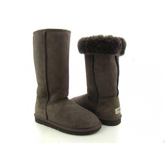 c89f9a1b1c5 ugg australia classic tall boots chocolate mold