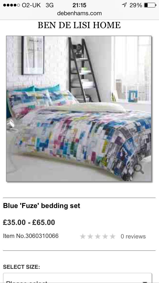 11 best ben de lisi bedding images on pinterest debenhams bedding bedding gumiabroncs Choice Image