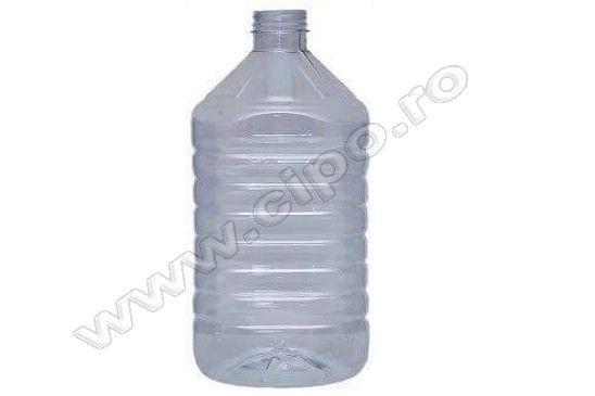 PET 6 litri - Producator flacoane PET apa minerala si plata, lapte, ulei, si preforme PET.
