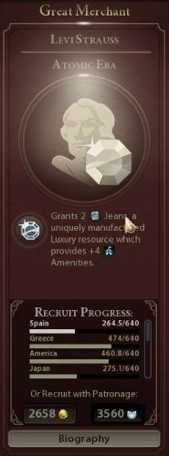 Meme Level: 501s (this is a shitpost about Jeans in Civ VI) #CivilizationBeyondEarth #gaming #Civilization #games #world #steam #SidMeier #RTS