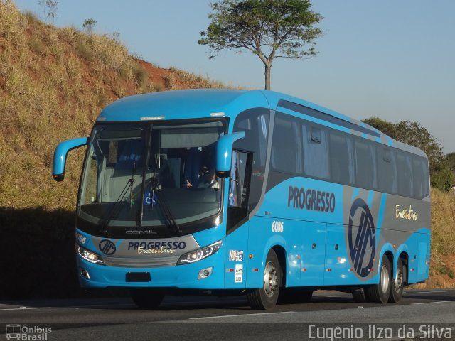 Auto Viação Progresso 6086 por Eugênio Ilzo da Silva