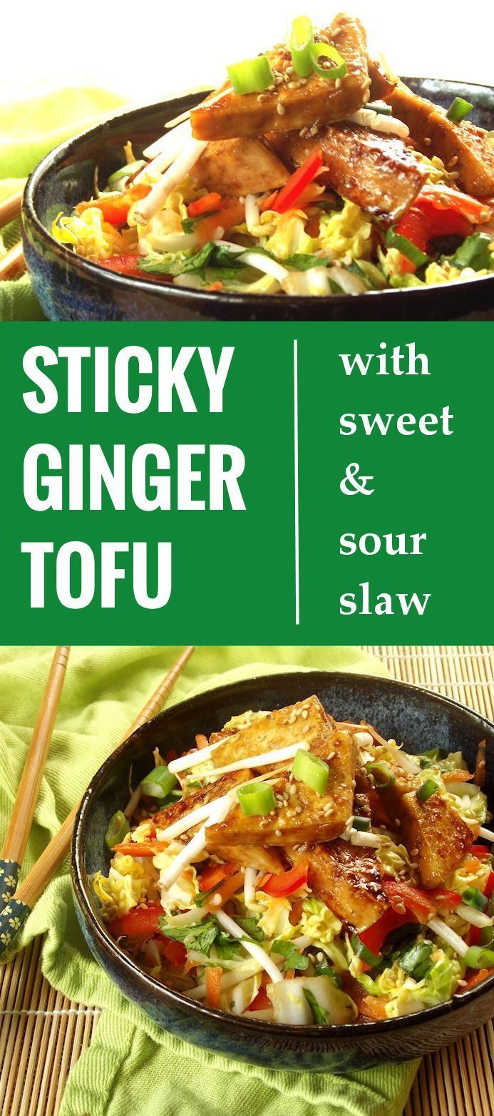 Tofu and Sweet on Pinterest