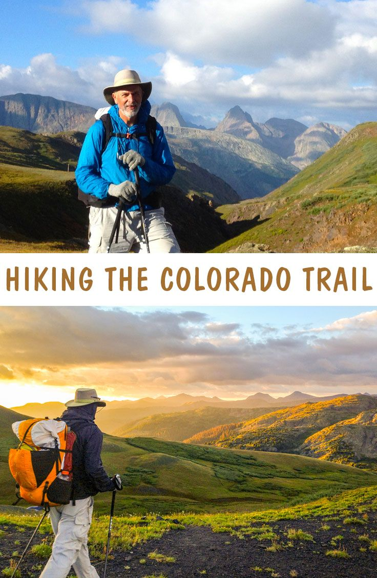 Last summer, David Fanning thru-hiked the nearly 500-mile Colorado Trail. The hike took him from Denver over multiple mountain ranges, through wildflowers, past high country lakes and all the way to Durango. David will be sharing his experience at the Sierra Trading Post