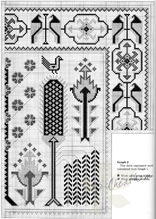 Gallery.ru / Фото #67 - Needlepoint Designs from Oriental Rugs - Dora2012
