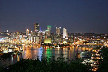 Питтсбург — Википедия