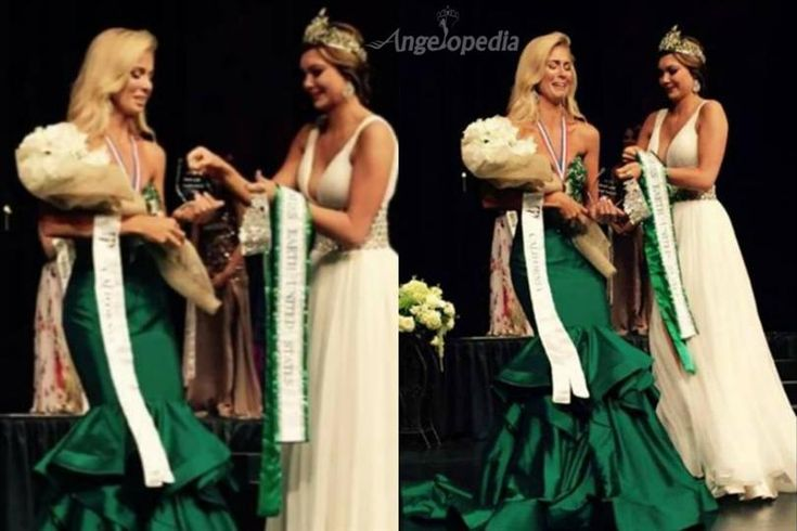 Brittany Ann Payne crowned Miss Earth United States 2015