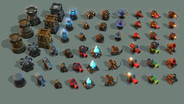 Tower Defense and MOBA - Asset Store