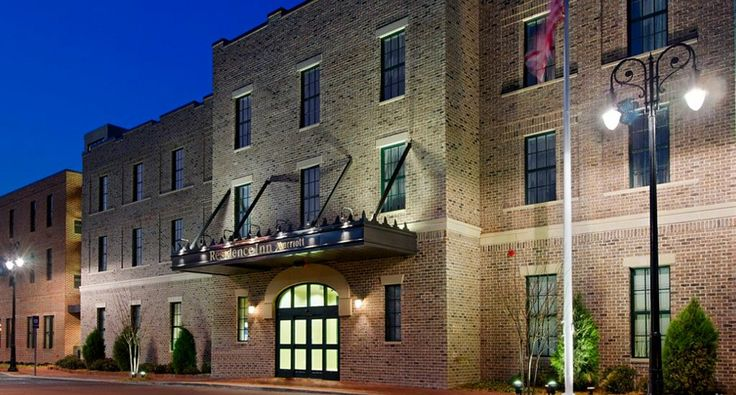 Downtown Savannah Hotels | Residence Inn Savannah Downtown