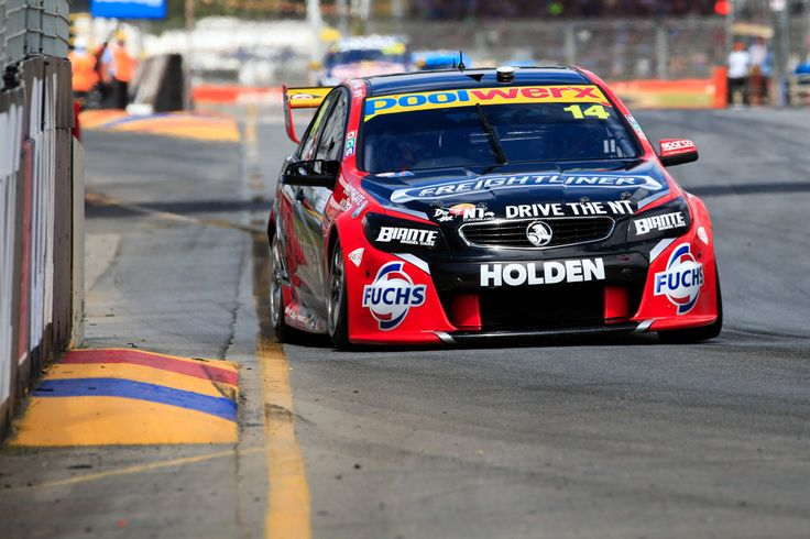 3th place in race 1 and 1st place in race 2 @ clipsal 500 Adelaide