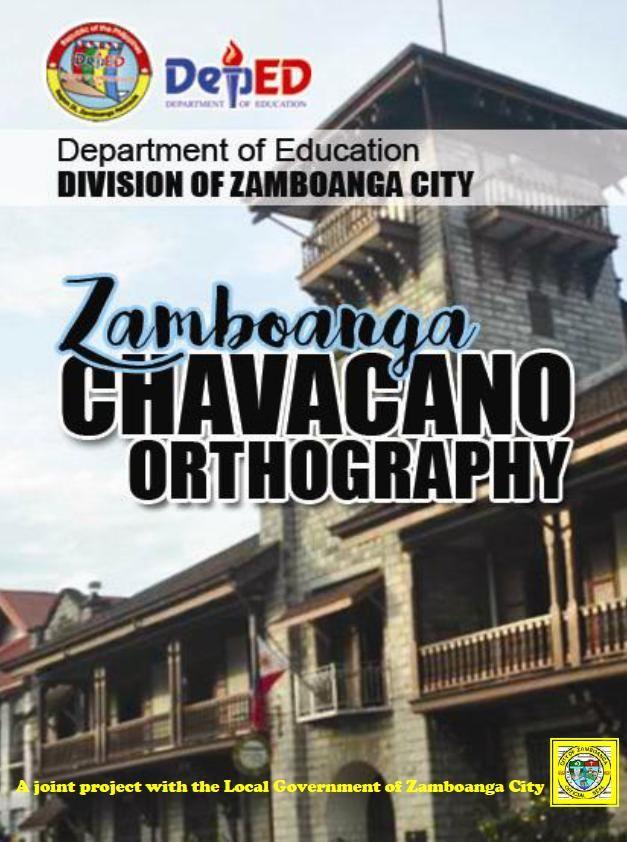 Zamboanga Chavacano Orthography