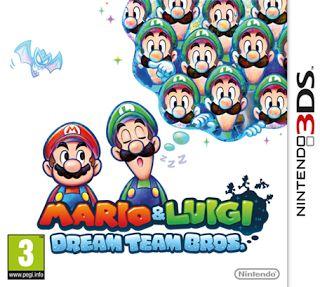 Mario & Luigi Dream Team Bros.!  https://youtu.be/OS8u0yGFeE8