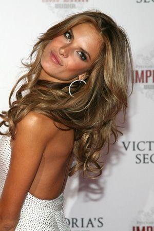 bronde hair - considering dying my hair darker, this may be a good start as the roots wouldn't be as much of an issue