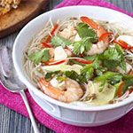 Hot & sour fish soup
