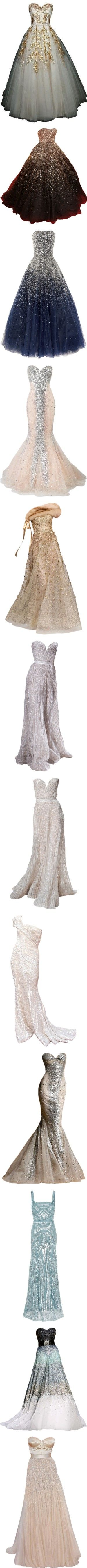Dresses with a little sparkle