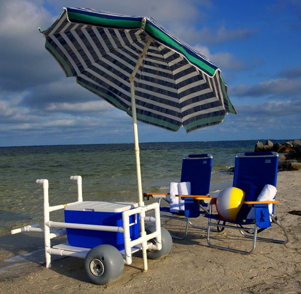 How to make a fishing cart out of pvc the best cart for Pvc fishing cart