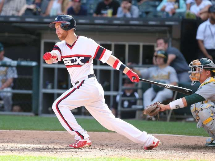 MLB players most likely to be traded at deadline  -  July 9, 2017:     TODD FRAZIER, 3B, WHITE SOX  -   After hitting only .225 last season, Frazier's batting average is even lower this year. Still, he has 16 home runs and a .331 on-base percentage in 264 at-bats while playing quality defense at third base. The White Sox will likely want to get breakout player Matt Davidson reps at third base late in the year, as well.
