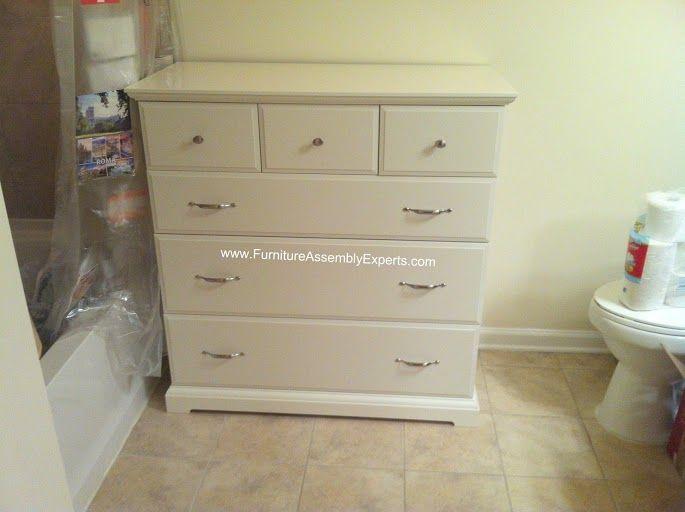 Ikea Birkeland Dresser Assembled In Fort Washington MD By Furniture Assembly  Experts Llc