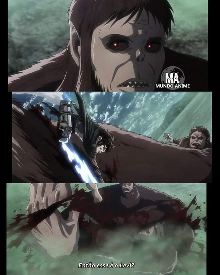 Ep 05 Shingeki No Kyojin 3 Temporada 2 Parte Attack On Titan Anime Manga