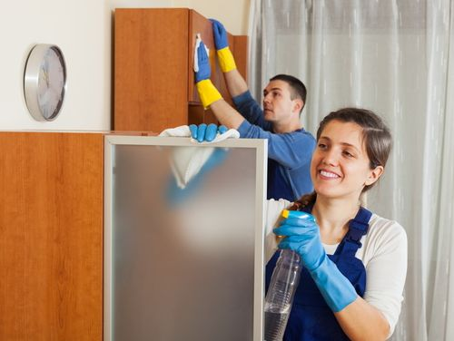 On Getting Help: Hiring A Cleaner