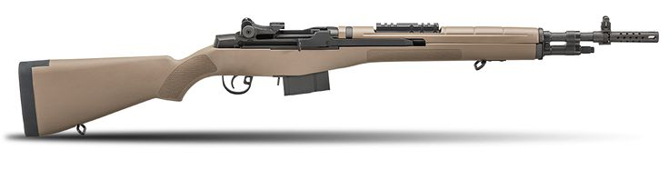 The Scout Squad M1A™ rifle is available at Springfield Armory, where you'll gain access to a large selection of other top-quality semi-automatic rifles.