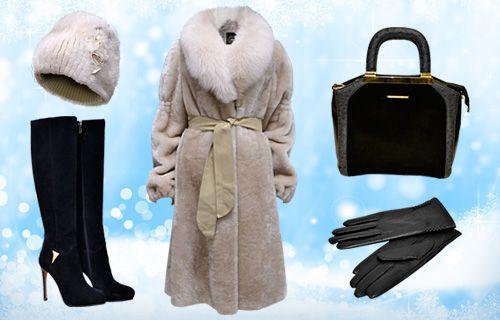 Зимний гардероб: готовимся к холодам