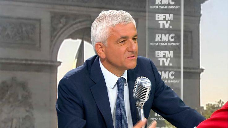 """Hervé Morin se dit """"contre"""" la suppression de la taxe d'habitation pour 80% des ménages"""