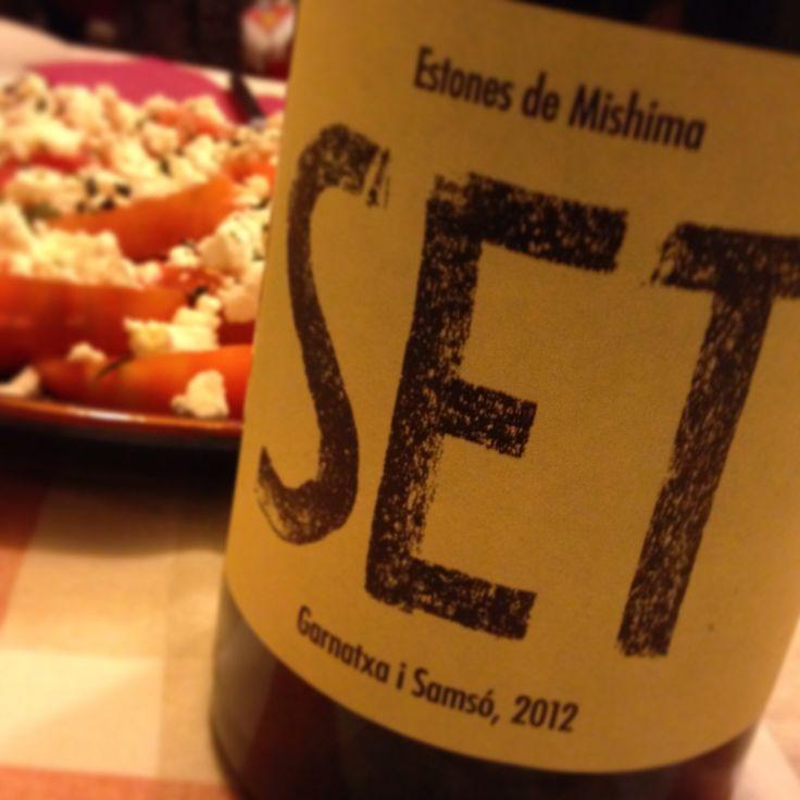 Set Tota La Vida  #montsant #garnatxa #samsó