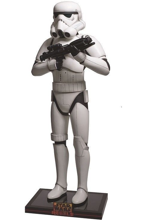 STAR WARS STORMTROOPER TYPE 2 * 1:1 REPLICA FULL-LIFE-SIZE STATUE FIGURE * OXMOX