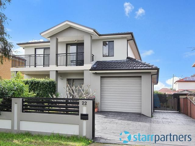 22 Runyon Avenue, Greystanes, NSW 2145