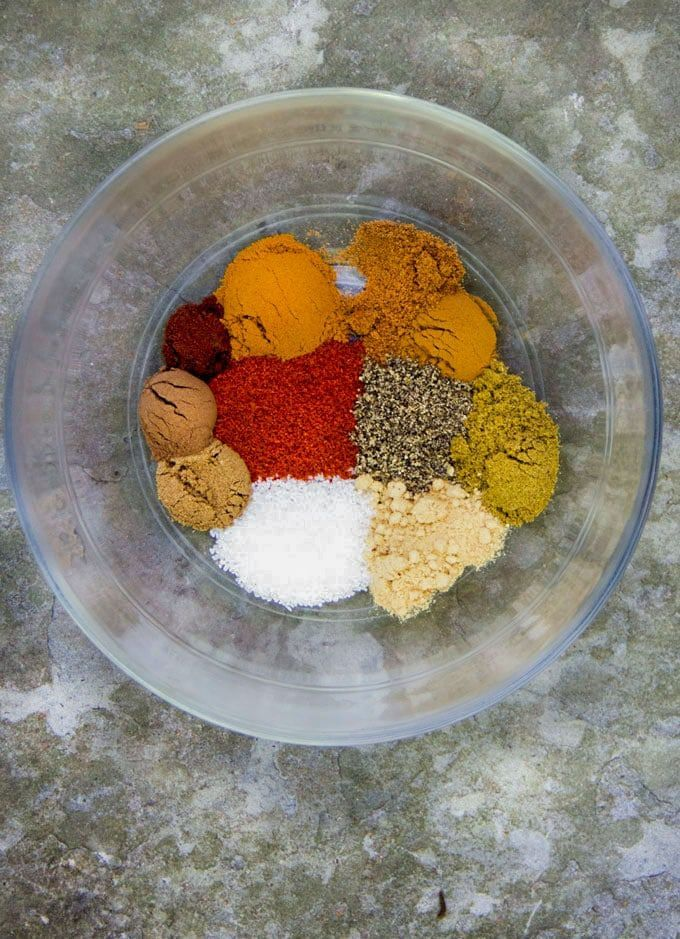 Ras El Hanout Recipe In 2020 With Images Spice Mixes Spice