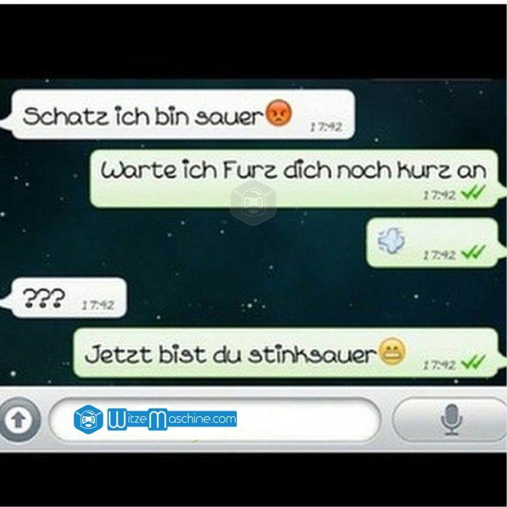Lustige WhatsApp Bilder und Chat Fails 81 – Stinksauer – WitzeMaschine