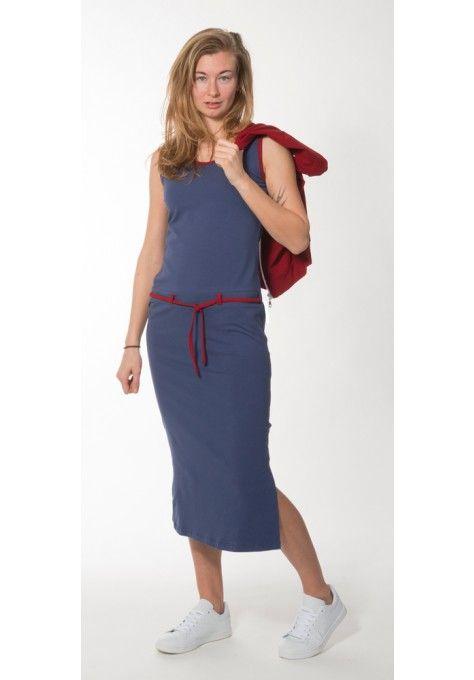 lange jurken tricot