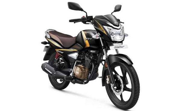 Tvs Victor Sbt Launched In India Classic Cars Bike News