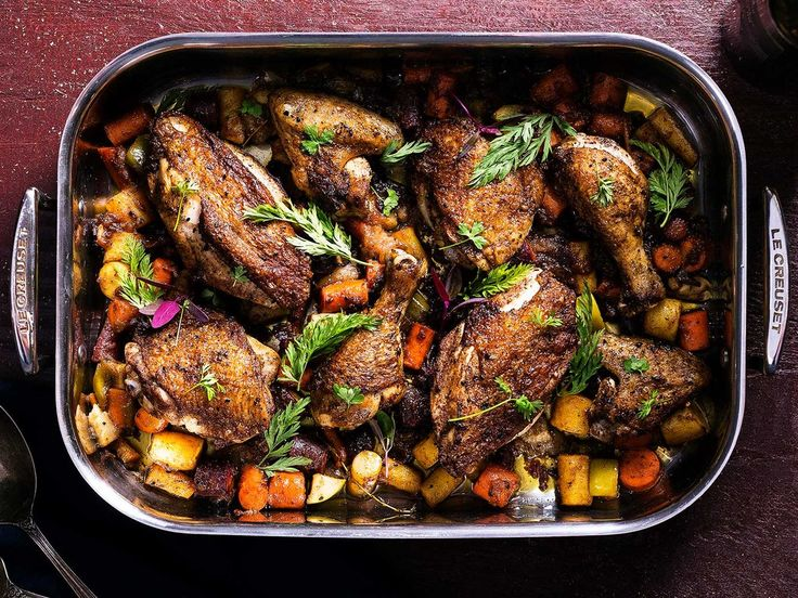 Best Chicken Recipes on Tasting Table