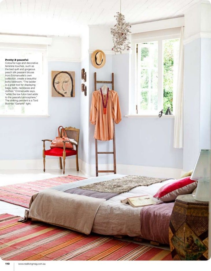 Bohemian Bedroom Design Impressive - pictures, photos, images