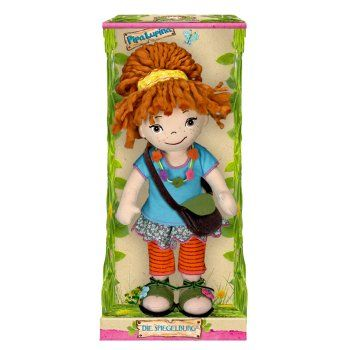 Κούκλα «Πίπι» | Το Ξύλινο Αλογάκι - παιχνίδια για παιδιά