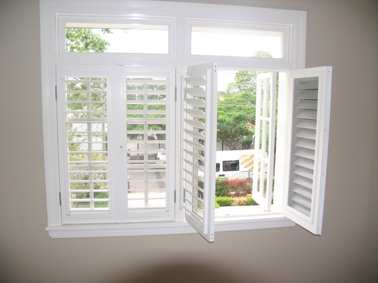 exterior window shutters brisbane - Google Search
