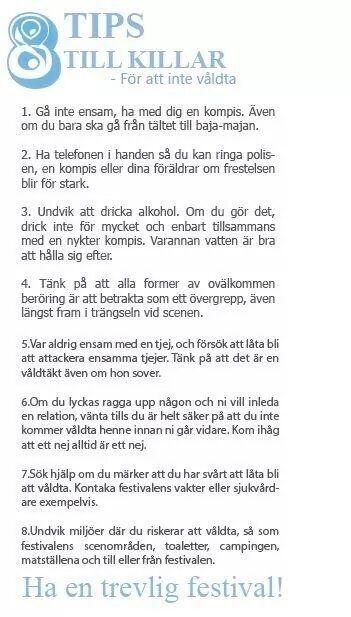8 tips till killar.