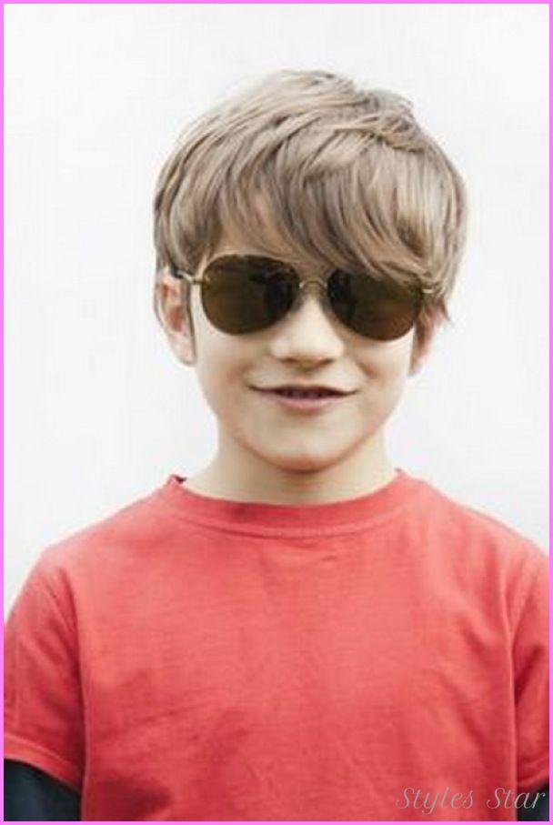 44 Best Kids Boy Hair Images On Pinterest Boy Cuts Boys Style