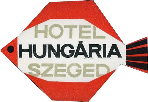 Ungheria - Szeged - Hotel Hungaria