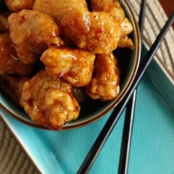 General Tso's Chicken, best one!!