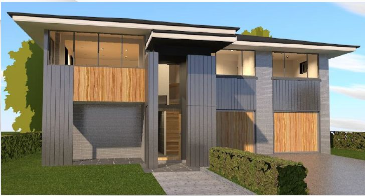 A stunning renovation design by Focus Architecture for a property in Northgate.