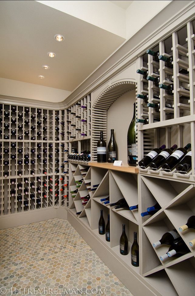 Wine Cellar. Whie room. Wine cellar Ideas. #WineCellar #WineRoom