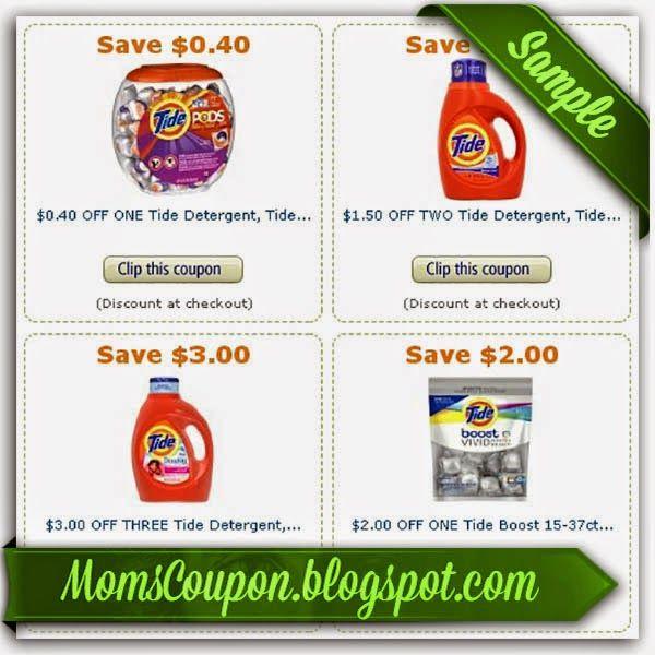 printable Tide coupons 20% coupon code 2015