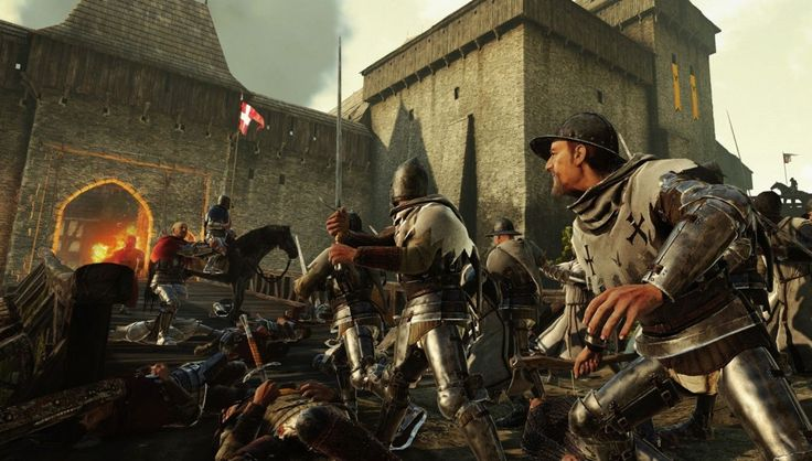 Check out footage of the Kingdom Come: Deliverance Livestream, PS4 & Xbox One versions announced