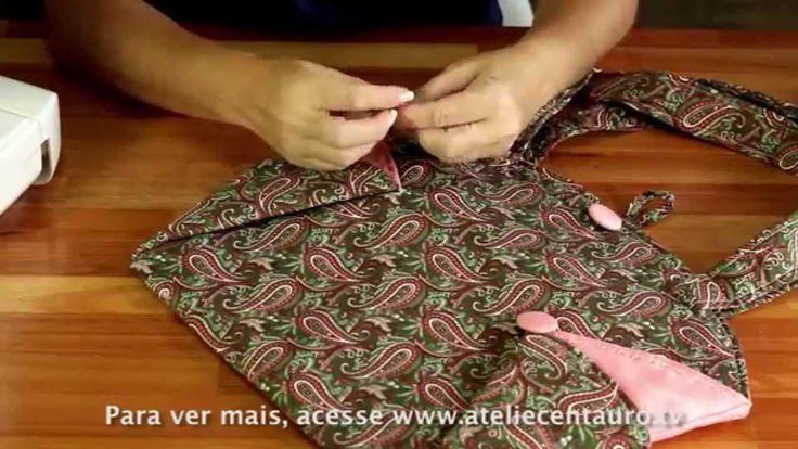 Bolsa De Mao Maura Castro : Images about patchwork maura castro on