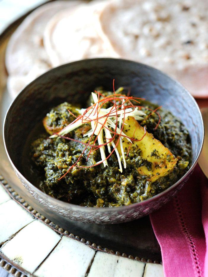 揚げたカッテージチーズが肉のような食感に!|『ELLE a table』はおしゃれで簡単なレシピが満載!